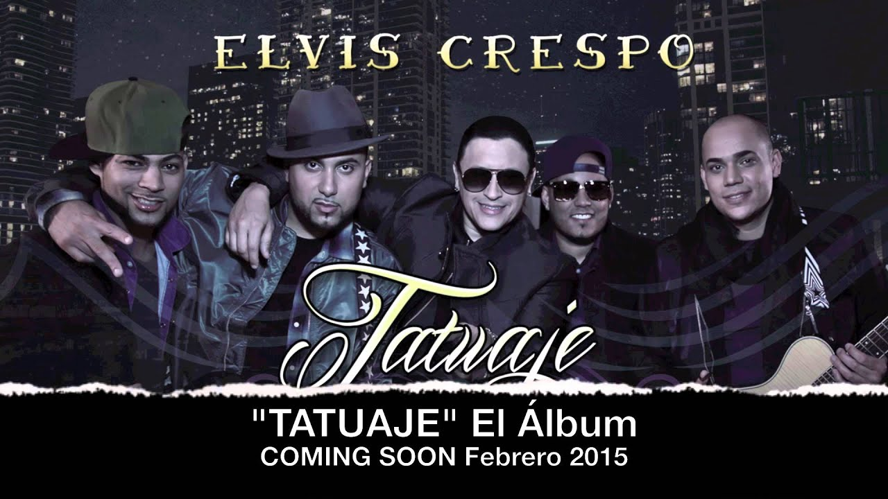 Tatuaje Elvis Crespo Feat Bachata Heightz Original Chords Chordify