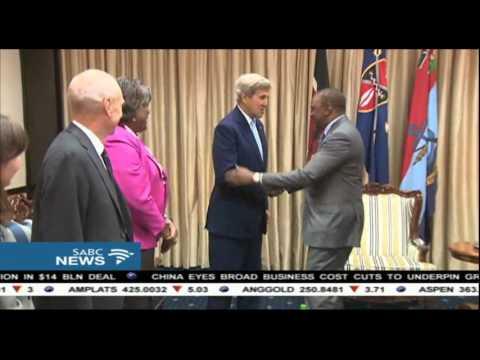 John Kerry warns that America may cut aid to South Sudan