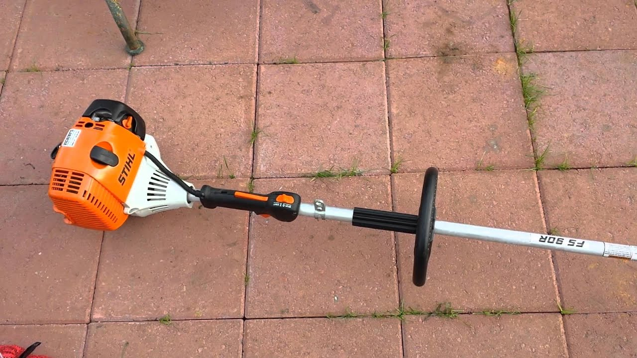 New Stihl Fs90r Weed Eater You
