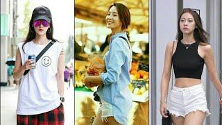 TikTok China l Thời trang đường phố của các cô gái Trung Quốc #4 l [ Douyin / Street style ]