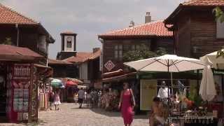 Официальное видео о Несебре ( agentbg.ru )(Интересное видео об архитектурно-историческом заповеднике г. Несебр. Познакомитесь со старым городом
