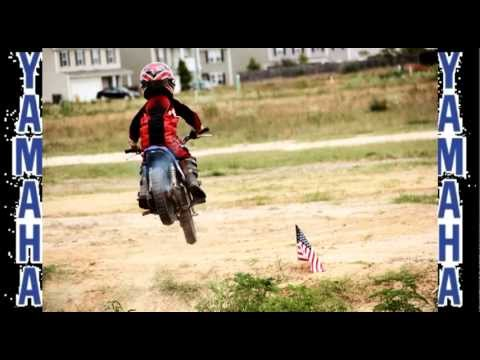 4 Year Old Extreme Stunts Dirt Bike Jumps Youtube