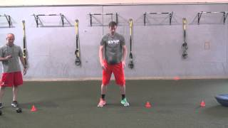 Gordon Hayward Training at SVSP, Pt. I - On the Court and in the Gym