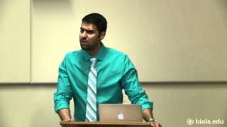 Nabeel Qureshi: Islam Through the Eyes of Muslims: Nabeel's Testimony - Apologetics to Islam