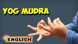 Yoga Mudra - Yoga Pose For Complete Beginners in English