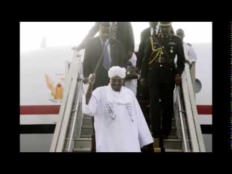 Bashir returns home to Khartoum, greeted by supporters