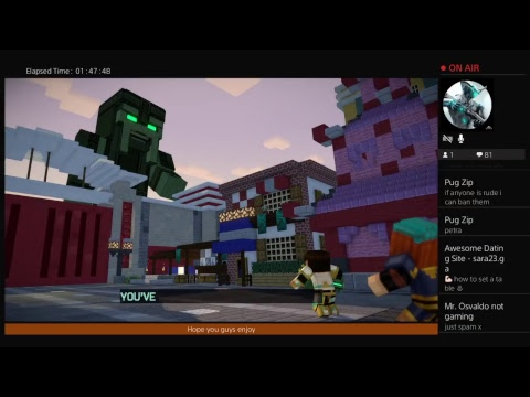 Minecraft Story Mode Season Two Episode 1: Hero in Residence