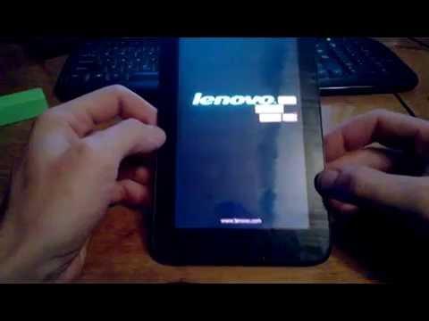 Ўкачать прошивку на леново а3300 hv планшет