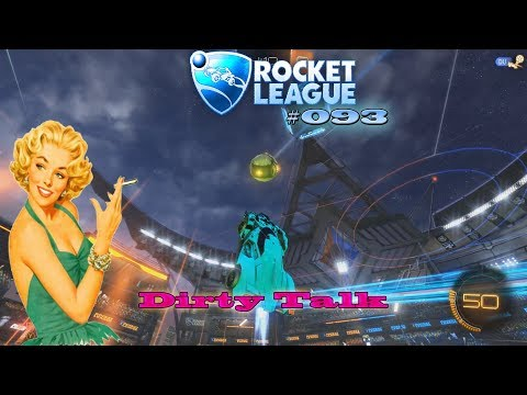 Rocket League #093 – dirty talk mit Flo ! (HD/deutsch) Let's play together Rocket League