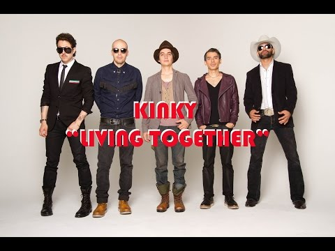 """Kinky """"Living Together"""" Spanish/English teaser (From To Love The Bee Gees)"""