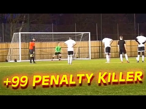 Amazing Penalty Save! TOP 5 SAVES #127 2017