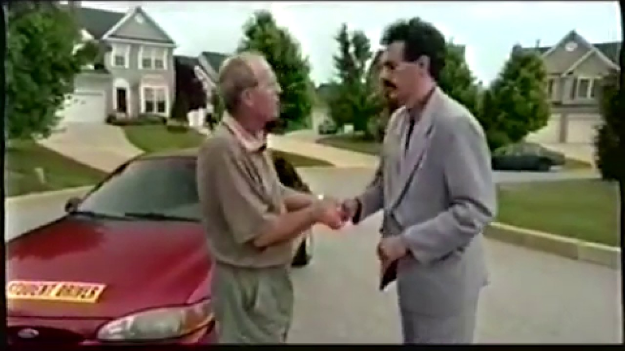 Borat TV Spot #2 (2006) - YouTube