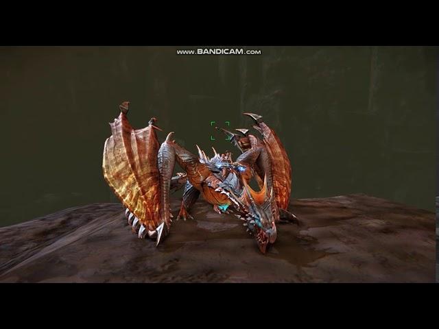 Riders Of Icarus-Ethereal Daerytas (Mini Karon)