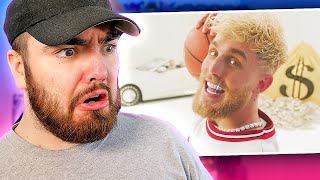 Reacting to Jake Paul - 23 (Official Music Video) Starring Logan Paul