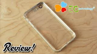 Repeat youtube video Review: EC Technology iPhone 6/6s Plus Case w/ Incoming CALL FLASH