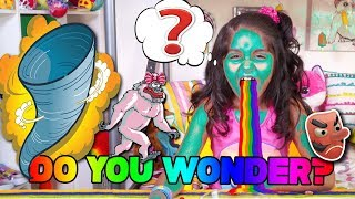 Wonder With Me! Funny Kids Pretend Play Comedy Skit 2017 : The Evangeline Show // GEM Sisters