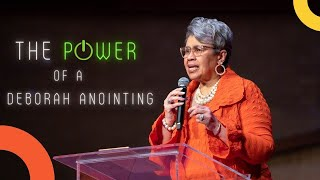 The Power of a Deborah Anointing | Rev. Elaine Flake | Allen Virtual Experience