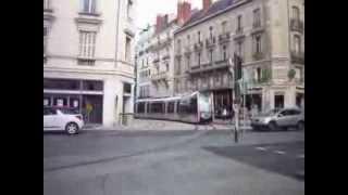 Tours Citadis 402 - Jean Jaurès (Ligne B)