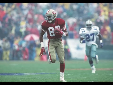[Highlights] Every Jerry Rice Touchdown. All 230 of them