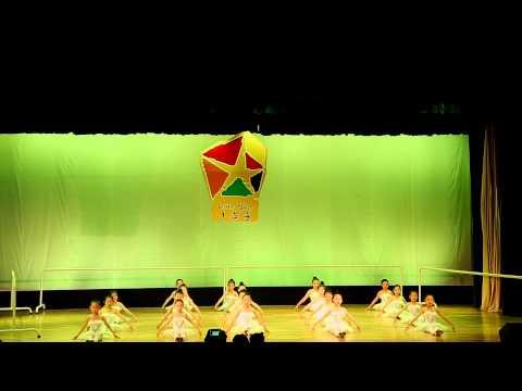 上海徐汇汇师小学2014三年级汇报演出