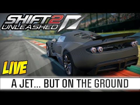 Need for Speed SHiFT 2 | Hennessey Venom GT Mod | Mount Panorama [PTMu]