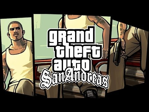 GTA San Andreas Android GamePlay Part 2...