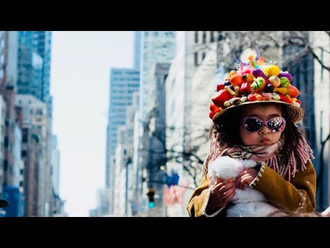 NEW YORK CITY 2018: EASTER SUNDAY and EASTER BONNET FESTIVAL on 5TH AVENUE! [4K]