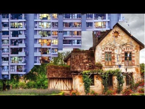 Квартира или дом? Где лучше жить, работая в городе?