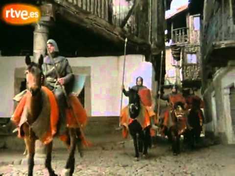 Cantar mio Cid. El Cid marcha al destierro
