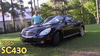 Was The 2005 Lexus Sc430 Ahead Of Its Time?