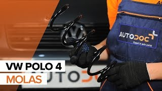 Assista ao nosso guia em vídeo sobre solução de problemas Molas helicoidais VW