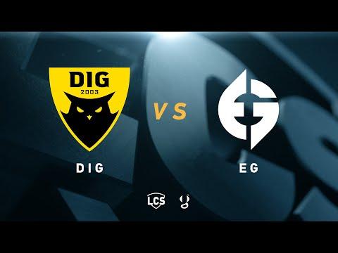 LCS Summer 2020 - DIG vs EG - W3D3