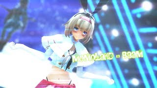 【MMD東方】MOMOLAND - BAAM【 ALICE MARGATROID - SHIMAKAZE 】model + DL【 R - 16】1440p 60FPS