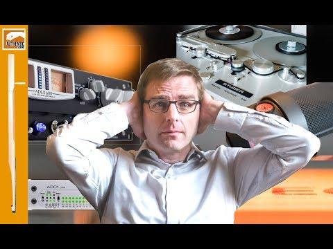 Listen Loud or Soft to Clavichord Recordings? + Studio Tour!