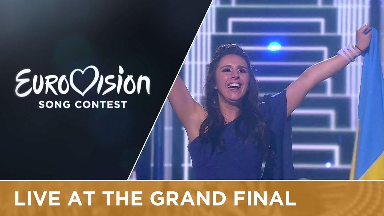 Eurovision 2016 winner: Ukraine's Jamala | EW com