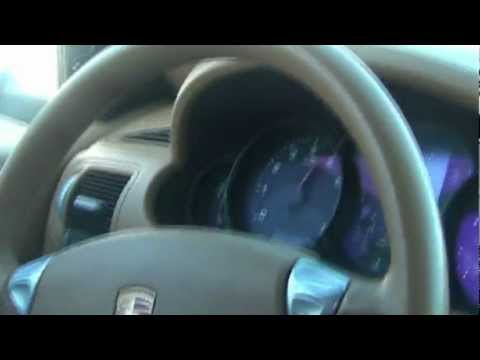 Porsche Cayenne Turbo - Engine Start, Revs, Accelerations & Amazing Sound Radio