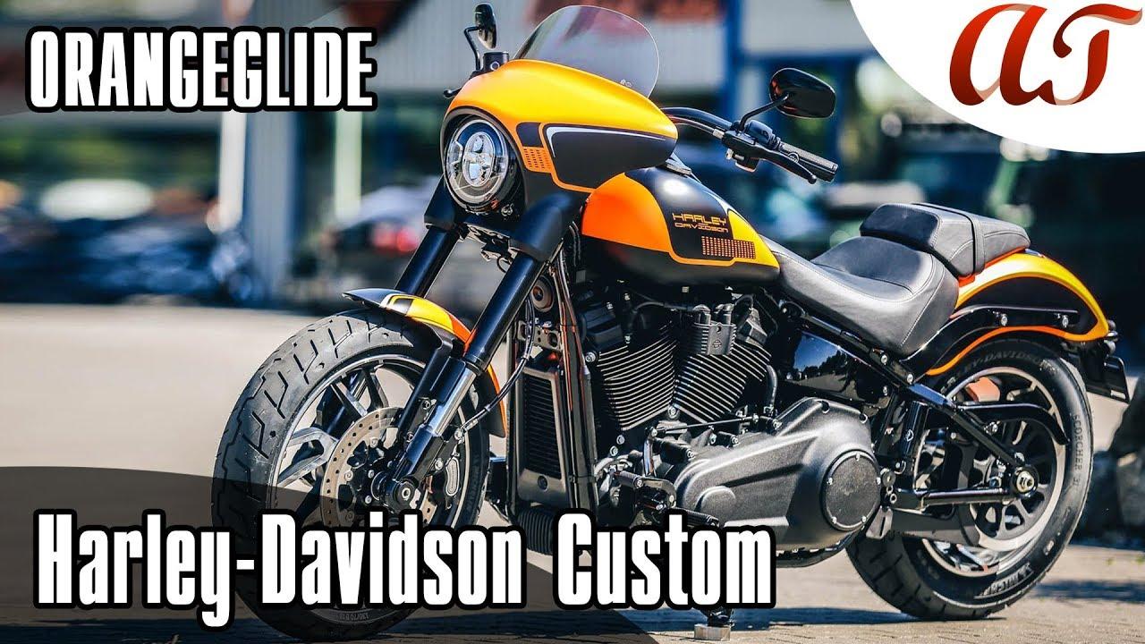 Harley-Davidson 2018 SPORT GLIDE Custom: ORANGEGLIDE * A&T ...