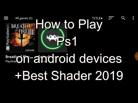 Play Playstation On Android 2019