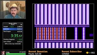 Strider NES speedrun in 4:42 by Arcus