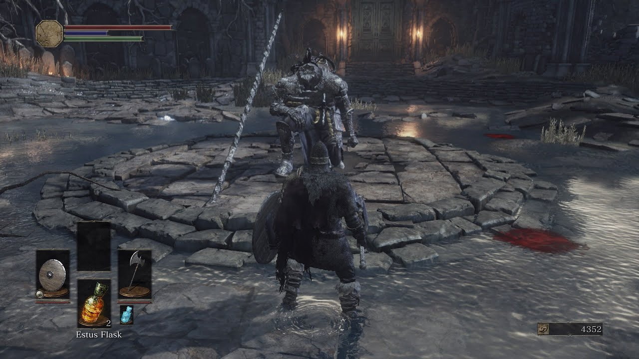 The First 14 Minutes of Dark Souls 3 - YouTube