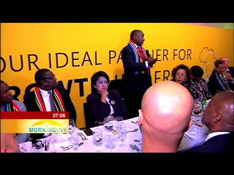 Ramaphosa says it's been a great year for SA