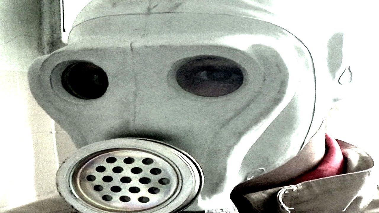 "Serbian Gas Mask Respirator /""Nuclear Biological Chemical/"" NBC Rated sz Medium"