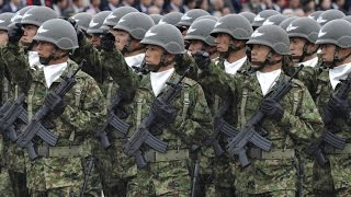 Japan is Preparing to Fight China Abroad