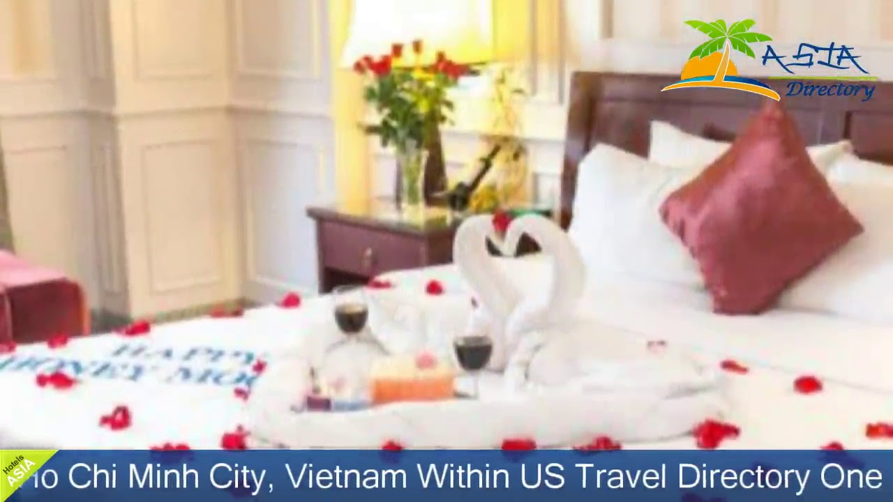 Ben Thanh Boutique Hotel – Ho Chi Minh City Hotels, Vietnam