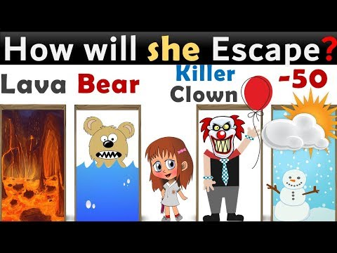 5 Riddles Popular on Escape Mystery Murder | Who Did it? | Can you Solve it?