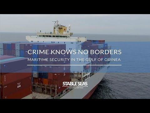 Maritime Security in The Gulf of Guinea