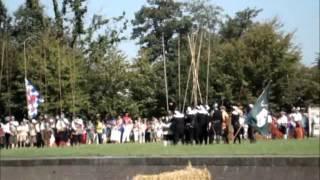 re-enactment bergen op zoom 8 september 2012