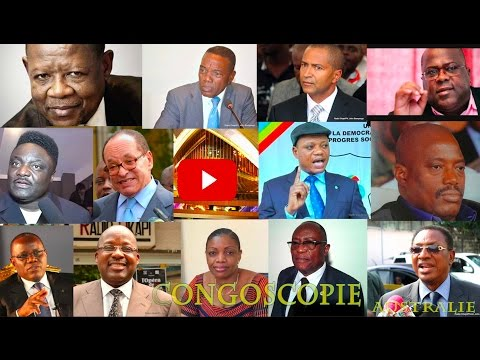 Congoscopie #3:  Le Quotient Intellectuel des politiciens Congolais revelé en Australie