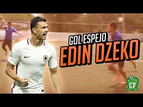 GOL ESPEJO - DZEKO VS CHELSEA #TorneoNERF
