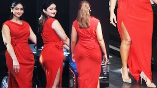 oops ileana dcruz looking so fat at launch of audi a5 trio